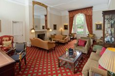 Menzies Woburn Flitwick Manor | Country House Hotel | Lounge | Hotels in Woburn | Bedfordshire | Menzies Hotels