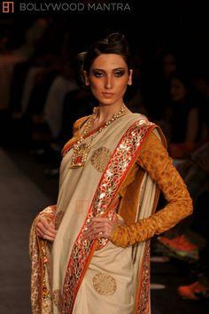 | Manish Malhotra show for Lakme Fashion Week 2013