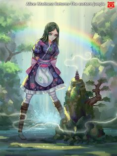 Alice: Madness Returns - The Eastern Jungle