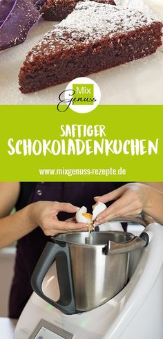 Schokoladenkuchen – MixGenuss Blog
