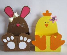 Kinder Diamantin's hobby world: animal Easter baskets Buying The Engagement Ring The most widespread Felt Crafts, Easter Crafts, Diy And Crafts, Arts And Crafts, Body Parts Preschool Activities, Craft Activities, Projects For Kids, Diy For Kids, Crafts For Kids