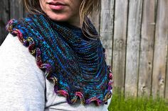 Ravelry: Crinkled Corrugation pattern by Shannon Squire