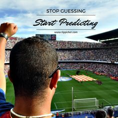 Are you tired of aimless guessing?   We offer sports predictions which are based on #sports statistics and hand-picked by our full-time professionals.  Predict and win now @ www.tippicker.com #soccer #footballfans #football #sportspredictions #winmoney