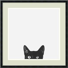 'Curiosity' Framed Print by Jon Bertelli - contemporary - Prints And Posters - Amanti Art
