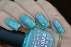 piCture pOlish- Unicorn by Brit Nails