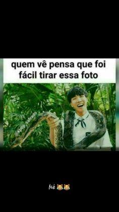 😂😂😂😂😂😂😂😂😂😂😂😂😂😂😂😂😂😂😂😂😂😂 Tadinho do menu bb😂😂😂😂😂😂😂😂😂 Bts Memes, Bts Meme Faces, Funny Memes, Meme Meme, Kpop, Foto Bts, Bts Taehyung, Namjoon, J Hope Dance