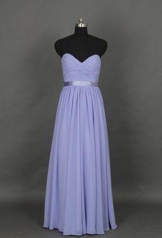 2016 Lavender Long Elegant Prom Dress Real Photo Sweetheart Evening Dresses Robe De Soiree Formal Gowns