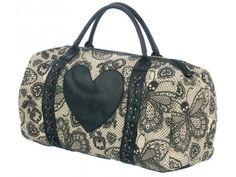 iShoe Ltd. - Iron Fist - Lovelace - Overnight Handbag