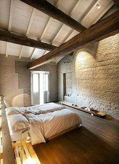 My ideal home is your daily source of interior design, architecture, home ideas and interior inspirations. Interior Exterior, Interior Architecture, Rustic Style, Country Style, Italian Interior Design, Interior Ideas, My Ideal Home, Small Bedroom Designs, Home Bedroom