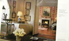 pictures of interior of jackie kennedy new york home | Jackie Kennedy Apartment New York