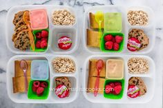 111 Easy to Do School Lunch Ideas That Your Child Would Happily Eat