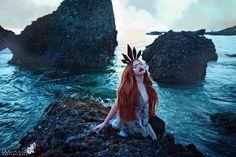 mermaid fashion photography - Google Search