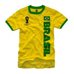 2014 Fifa World Cup Ringer Jersey Brasil T-Shirt (2X-Large) Fifth Sun $21.99 http://www.amazon.com/dp/B00HX1QMOM /ref=cm_sw_r_pi_dp_KoMNtb0S679TY10F bookmark us at www.webshoppingmasters.com/salter3811