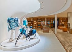 Hermès Opens a New Flagship in Los Angeles http://patriciaalberca.blogspot.com.es/