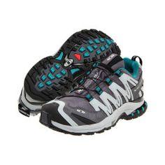 Salomon XA Pro 3D Ultra 2 GORE-TEX Women's Running Shoes - Gray