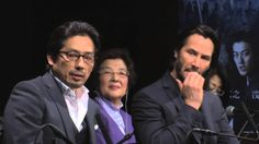47 Ronin: Japan Press Conference Part 5 of 9 - Keanu Reeves