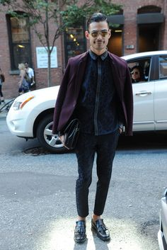 They Are Wearing: New York Fashion Week Spring 2013 - Slideshow