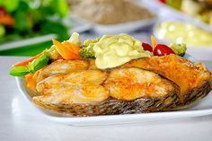 Posta de Tilápia com Legumes: Receita leve e saborosa para o almoço!