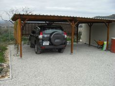 All our standard Carports come with horizontal rafters made from 6 Carport Sheds, Carport Plans, Carport Garage, Pergola Carport, Pole Barn House Plans, Pole Barn Homes, Wooden Carports, Car Shed, Double Carport