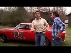 Dukes of Hazzard Autotrader Commercial Behind the Scenes - Funny