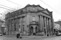 Toronto Public Library  Queen St.