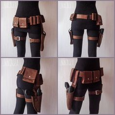 Mandalorian Cosplay, Kleidung Design, Star Wars Outfits, Star Wars Clothes, Star Wars Gifts, Drawing Clothes, Character Outfits, Leather Accessories, Costume Design
