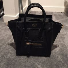 Hand bag New price reflects!!great condition make a offer Bags Mini Bags