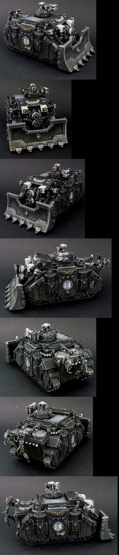 Tricked-out Iron Hands Razorback (?)