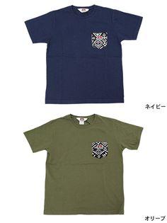 ベンデイビス BEN DAVIS Tシャツ。ベンデイビス BEN DAVIS Tシャツ 半袖 メンズ ネイティブ JQ ポケット(bendavis M-6580405 Native JQ Pocket S/S Tee ティーシャツ T-SHIRTS カットソー トップス ベン・デイビス ベンデービス) ice filed icefield
