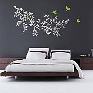 Wall Stickers Wall Decals, Modern Tree Branch PVC... – USD $ 29.99