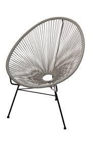 Afbeeldingsresultaat voor acapulco chair