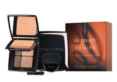 Guerlain Terracotta Makeup Palette for Face Eyes Summer 2013