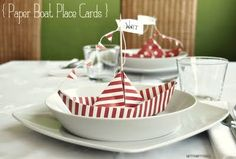 Cute for a nautical baby shower