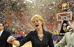 Kim Mulkey, Baylor University Womens Basketball Coach.