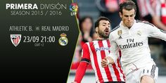 ATHELETIC B. Vs REAL MADRID the giants collide in Primera Division. Don't miss the action www.betboro.com