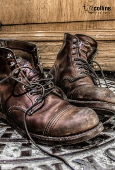 Red Wing Shoes Amsterdam [Tim Collins Photography] - Iron Rangers 8111