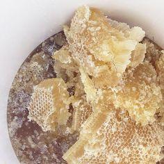 grayskymorning:  Today's Letters // Raw Honey