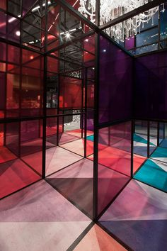 Magic Cube | Kids Museum of Glass by COORDINATION ASIA