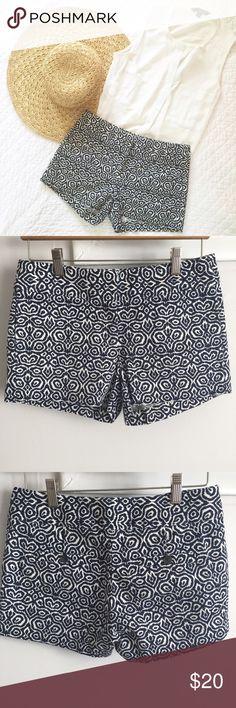 J Crew Blue Shorts sz 0 J. crew Blue shorts. Size 0. Excellent condition. J. Crew Shorts
