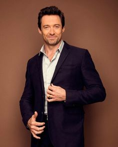 Resource about Hugh Jackman. Here you can find the lastest information, exclusive photos,. Hugh Jackman, Hugh Michael Jackman, Jack Hughman, Hottest Male Celebrities, Celebs, Logan Wolverine, Australian Actors, Evolution Of Fashion, The Greatest Showman