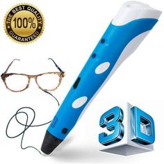 Lix is World's Smallest Printing Pen, Lets You Doodle in the Air You Doodle, Doodle Art, 3d Printer Cost, 3d Printing Technology, 3d Pen, 3d Drawings, Arts And Crafts, Abs, Doodles