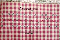McCalls Gingham Cross Stitch Booklet by IamSusie, via Flickr