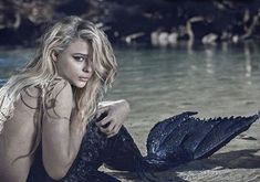Chloë Grace Moretz Mermaid Photoshoot