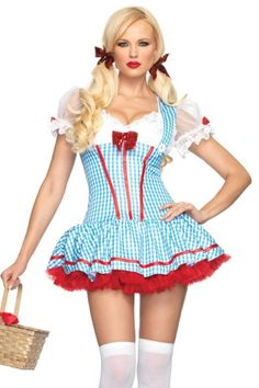 Diva Kansas Girl Costume