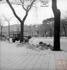 Spain - 1936-39. - GC - Madrid - Después de la guerra