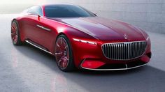 Mercedes' new all-electric Maybach coupe concept puts Tesla to shame -> http://mashable.com/2016/08/18/vision-mercedes-maybach-6-concept/   People seem to have forgotten that Mercedes resurrected the Maybach brand as an all-new suffix to Mercedes' most luxurious models like the Mercedes-Maybach S600. To remedy that it's created a new luxury car of monumental proportions: the Vision Mercedes-Maybach 6 concept.  You might not be able to tell from the renderings but it is truly monumental. To…
