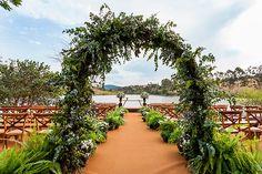 Decoração de casamento na Fazenda Lageado - Constance Zahn