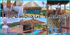 Mozambique Lodges – Enjoy an amazing Mozambique holiday..e.. Beach Activities, Tourism Industry, Activity Centers, Small Groups, Lodges, Backpacking, Pergola, Ocean, Outdoor Structures