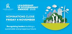 Leadership in Government Awards