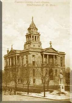 FAYETTE COUNTY, Ohio -Ohio Genealogy Express